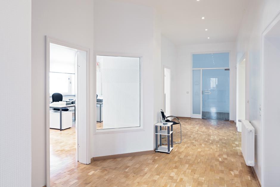 Büroräume PST Immobilienmanagement Gelsenkirchen Buer